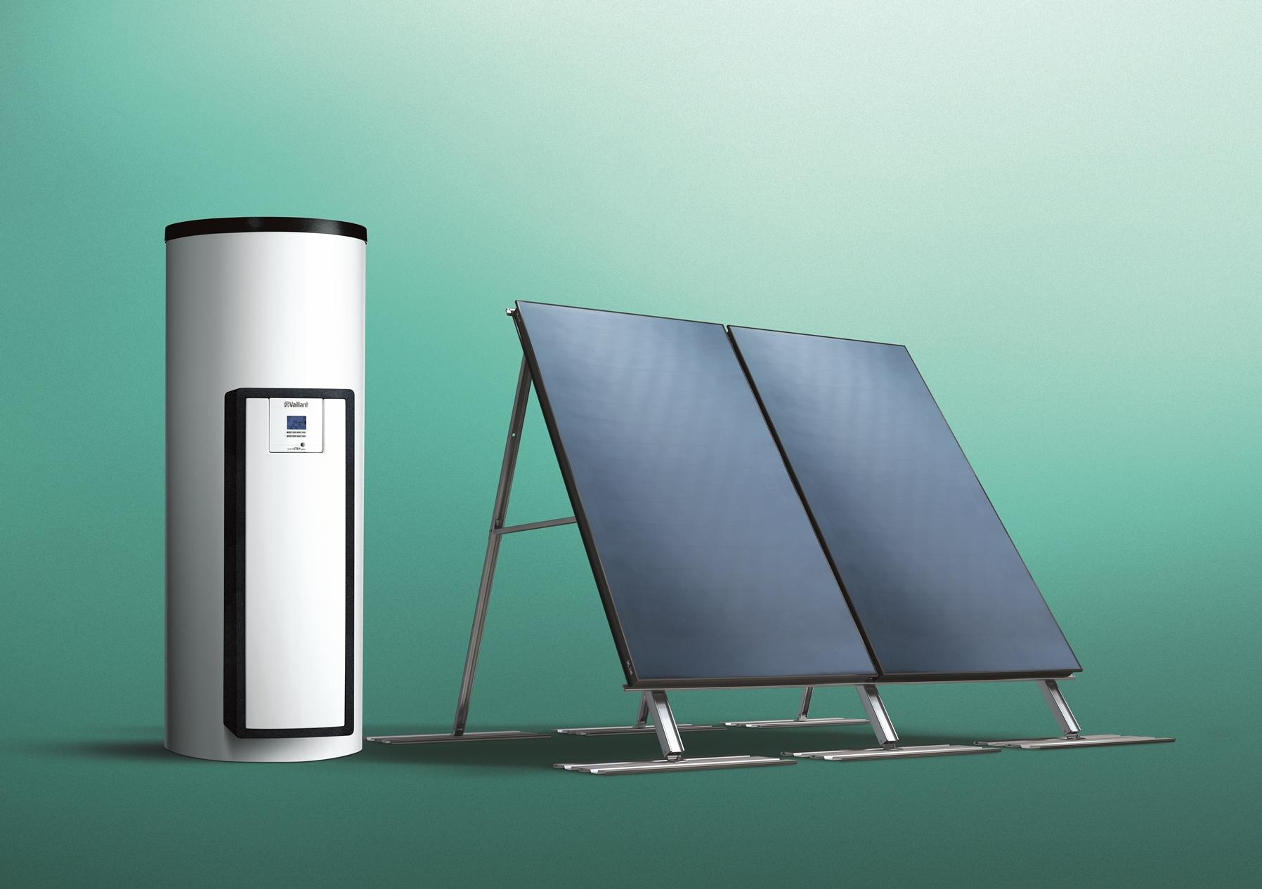 Незакипающая солнечная система auroSTEP plus