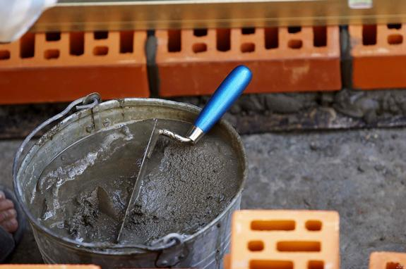 Виды и составы строительных растворов мокрое железнение бетона