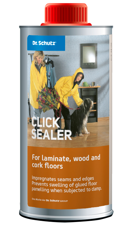Пропитка Click Sealer for Laminate/Wood Dr.Schutz