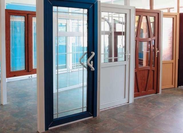 Межкомнатные пластиковые двери: виды, характеристики | ibud.ua