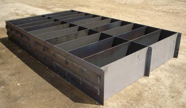 Форма для газоблоку