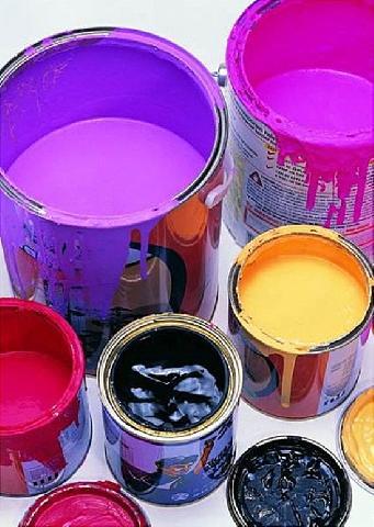 Краски для аэрографии на стенах
