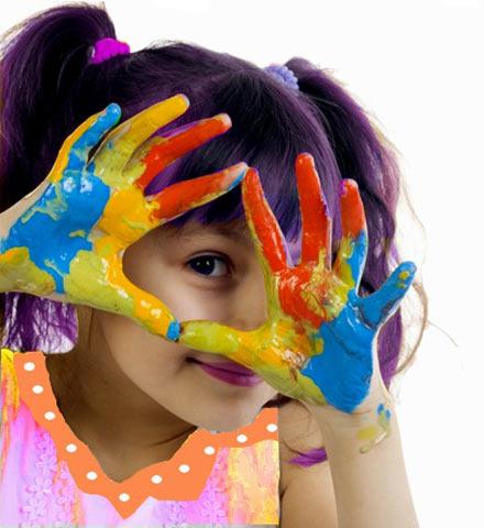 Краска — это не грязь