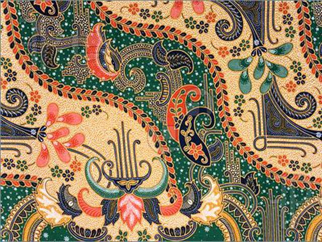 Індонезійські тканини