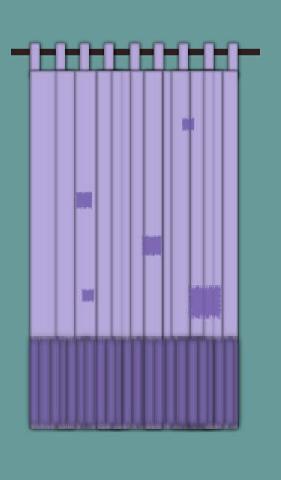Декор органзой
