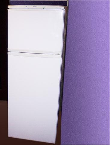 Старий-новий холодильник