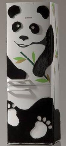 Декор холодильника 1