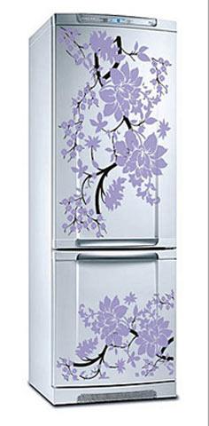 Декор холодильника 6