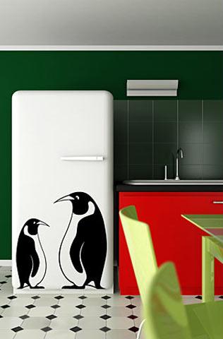 Декор холодильника 8