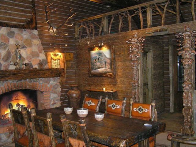 Каминная зала