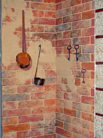 Роспись стен и других поверхностей