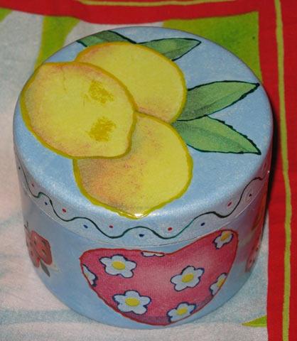 «Полунично-лимонний пудинг »