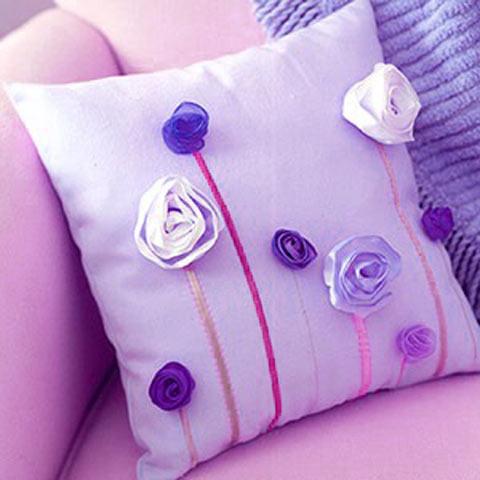 Как сделать подушку игрушку своими руками - Поделки