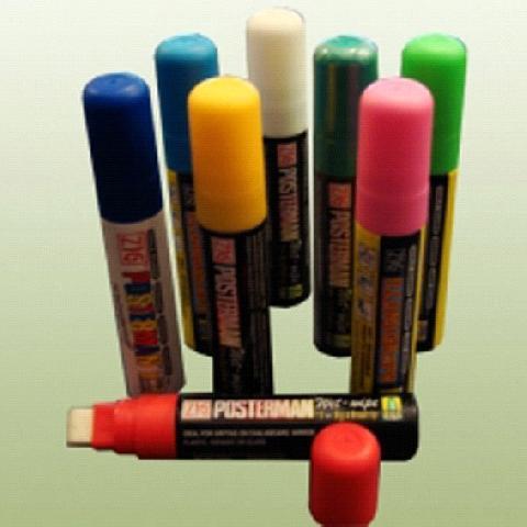 Как рисовать простые графити маркером