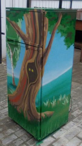 Холодильник из сказки