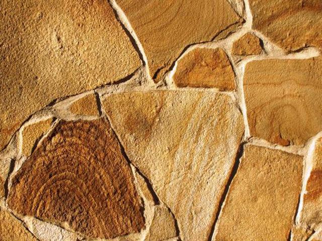 Наглядный пример песчаника