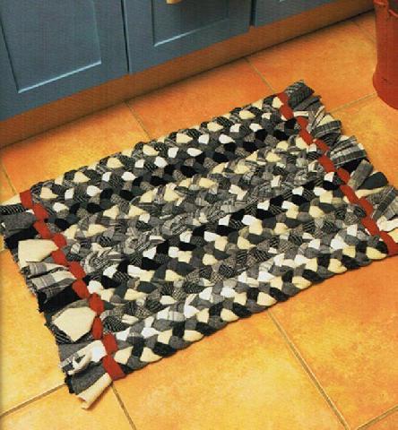 Новий погляд на «бабусин килимок»