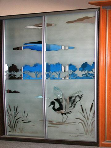 Дверчата в кухонну шафу