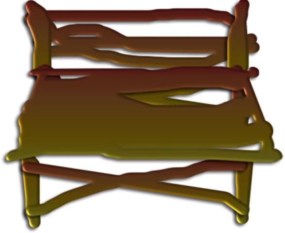 Мостим сиденье