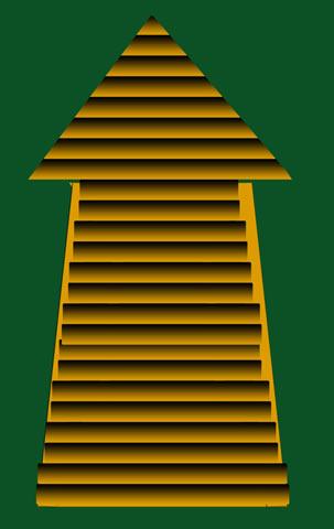 Формирование крыша