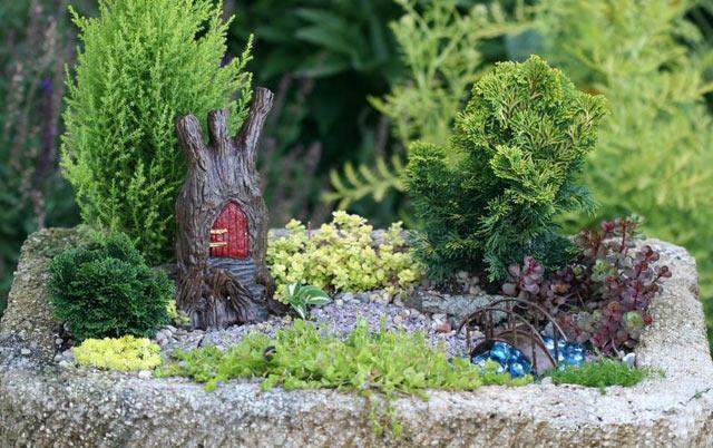 Кукольный садик