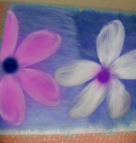 Серединки цветков