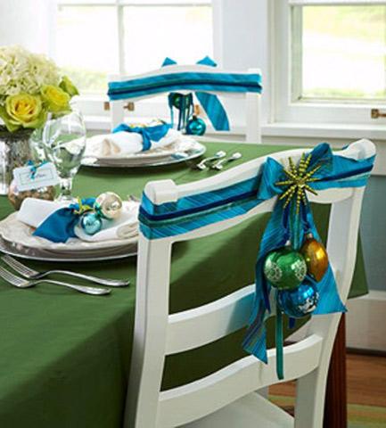 Новорічний стіл