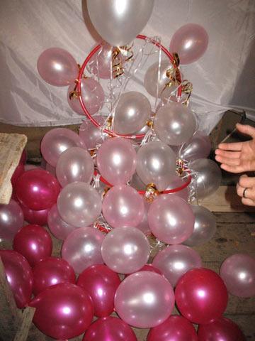Модули из шариков