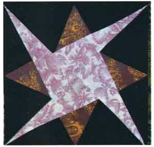 Узор «звезда»