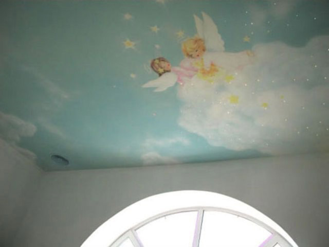 Потолок в квартире