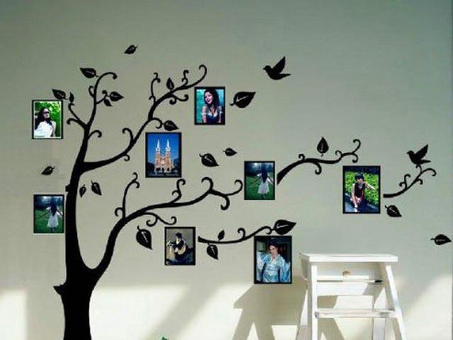 Настенное дерево