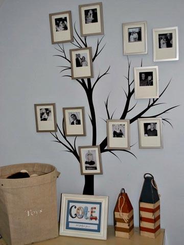 Дерево в інтер'єрі