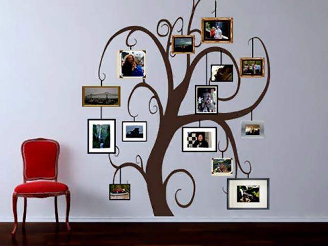 Дерево-фантазия