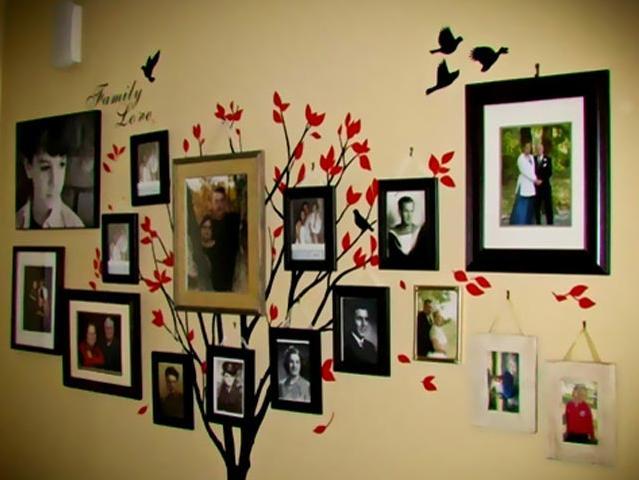 Дерево на всю стену