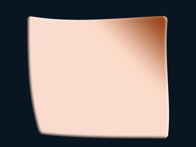 Пласт толщиной 1 см