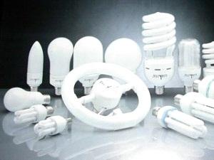 Энергосберегающие лампочки бывают разных конфигураций и размеров