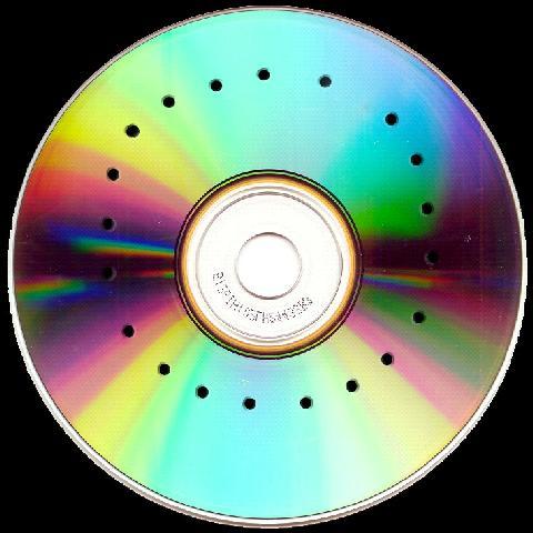 Дірки по периметру диска