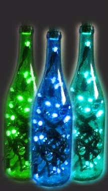 Звезды в бутылке