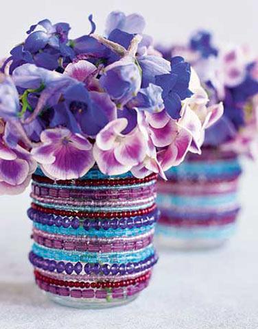 Цветы для вазы своими руками