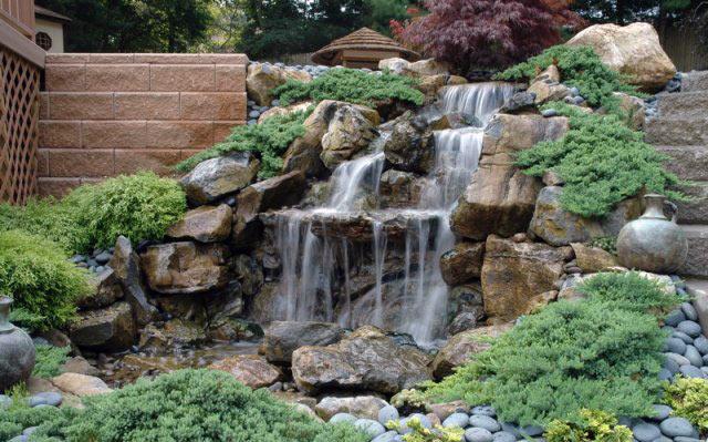 Домашній водоспад
