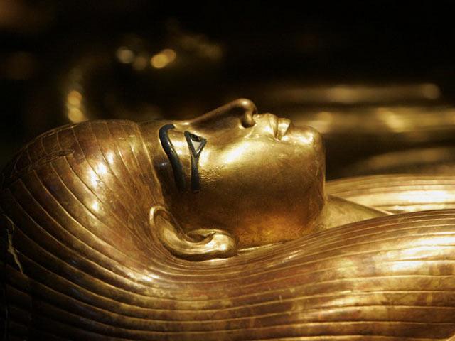 Фрагмент саркофагу