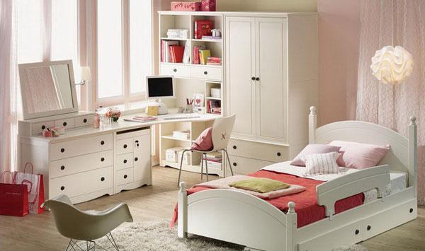 Пример оформления дизайна детской комнаты