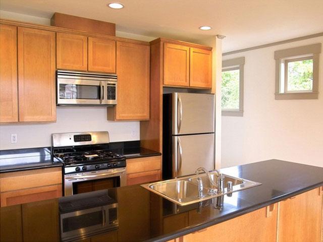 Двухлинейная кухня