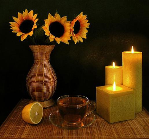 Самый изысканный светильник не заменит трепетное и нежное живое тепло