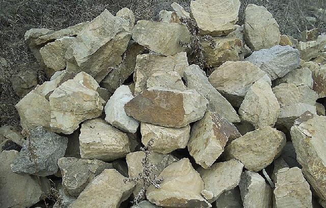 Бутовий камінь для будівництва фундаменту