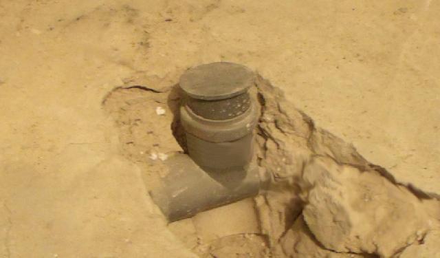 Выводы из канализации проложенной в стяжке не следует полностью бетонировать