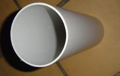 Труба SDR PN 6,3 160 мм з 4 мм стінка для виготовлення лопатей