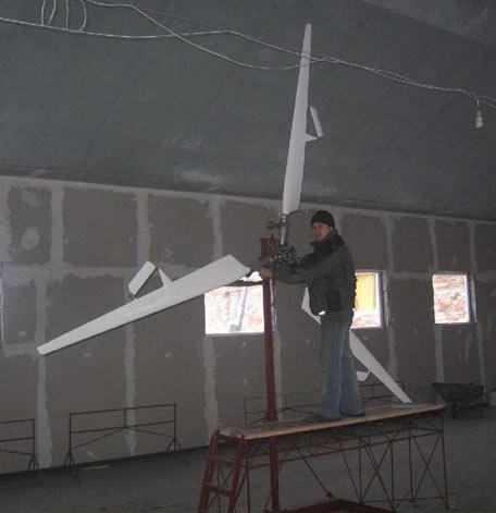 Балансування вітроколеса