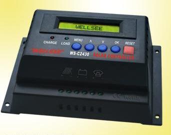 Контроллер заряда 12-24 В