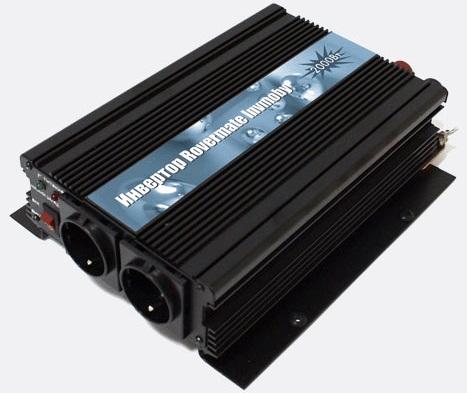 Інвертор перетворювач напруги 24В в 220В